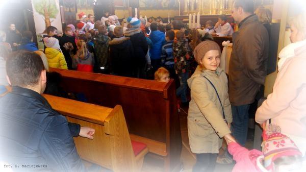 II Niedziela Adwentu - Mikołajki