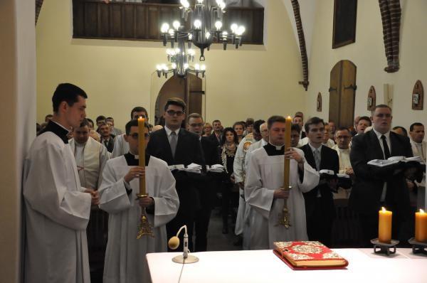 Wiktor - obłóczyny 31-10-2015