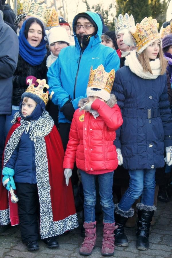 Orszak Trzech Króli 2015