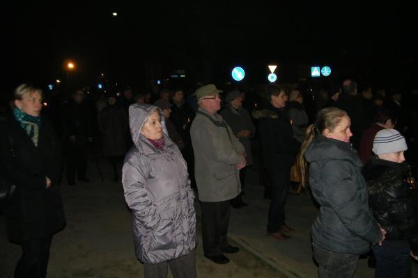 Droga Krzyżowa 2015r.