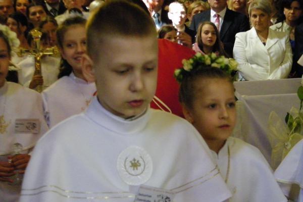 Pierwsza Komunia Święta 17 maja 2015r.