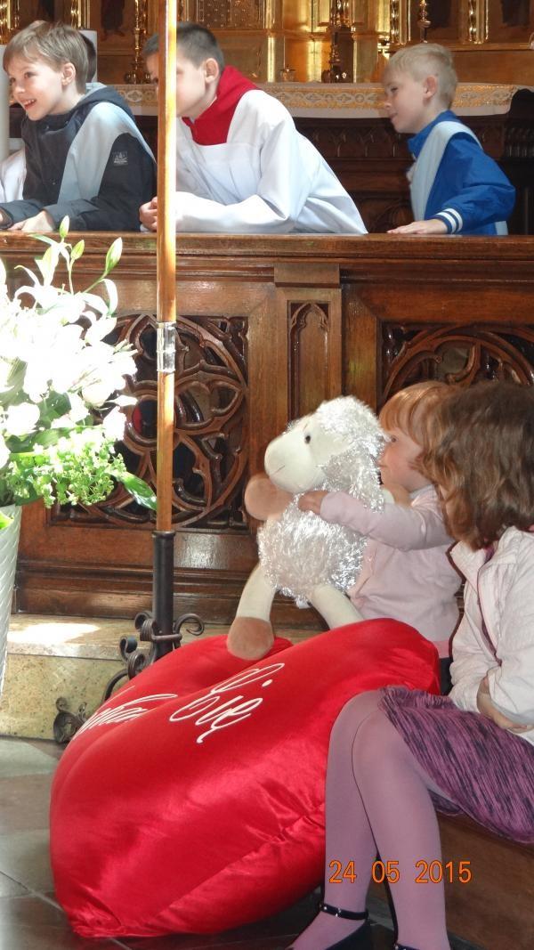 Zesłanie Ducha Świętego 24 maja 2015