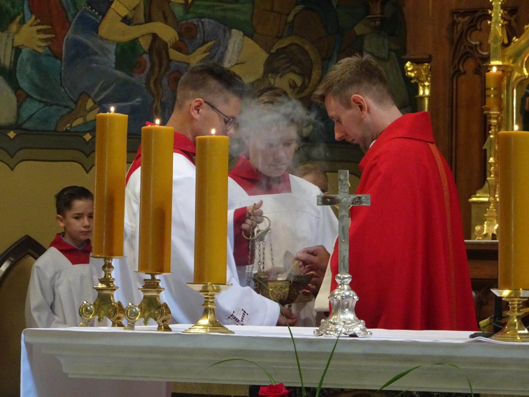 Odpust św.Bartłomieja 2018