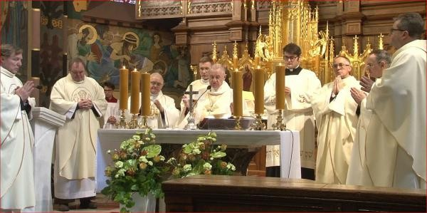 Eucharystia w intencji chorych