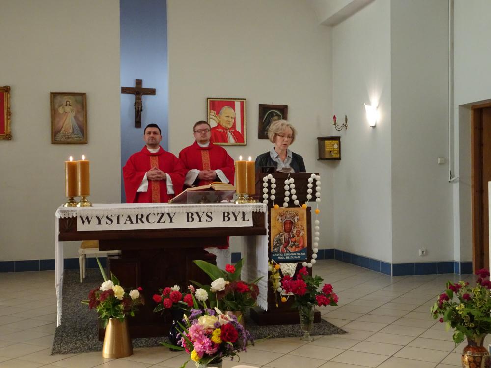 Msza Święta w intencji służby zdrowia