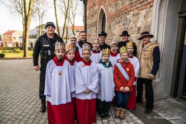 Orszak Trzech Króli 2018 r.
