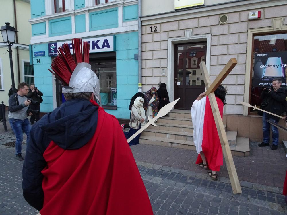 Droga Krzyżowa ulicami Starówki