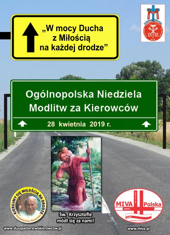 Modlitwą wspieramy bezpieczeństwo na polskich drogach!