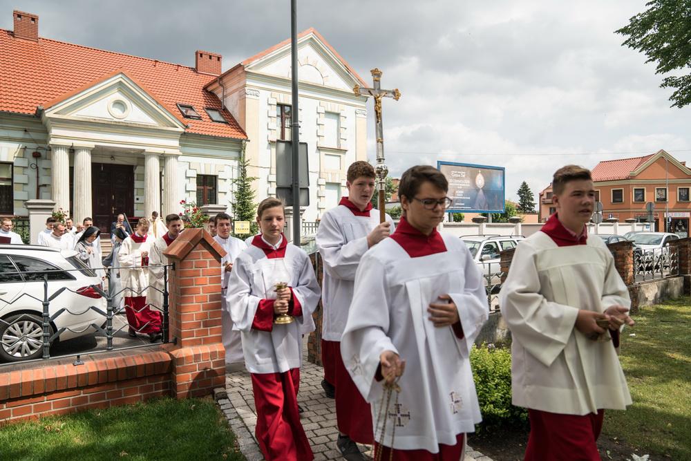 Prymicyjna Msza Święta ks. Wiktora