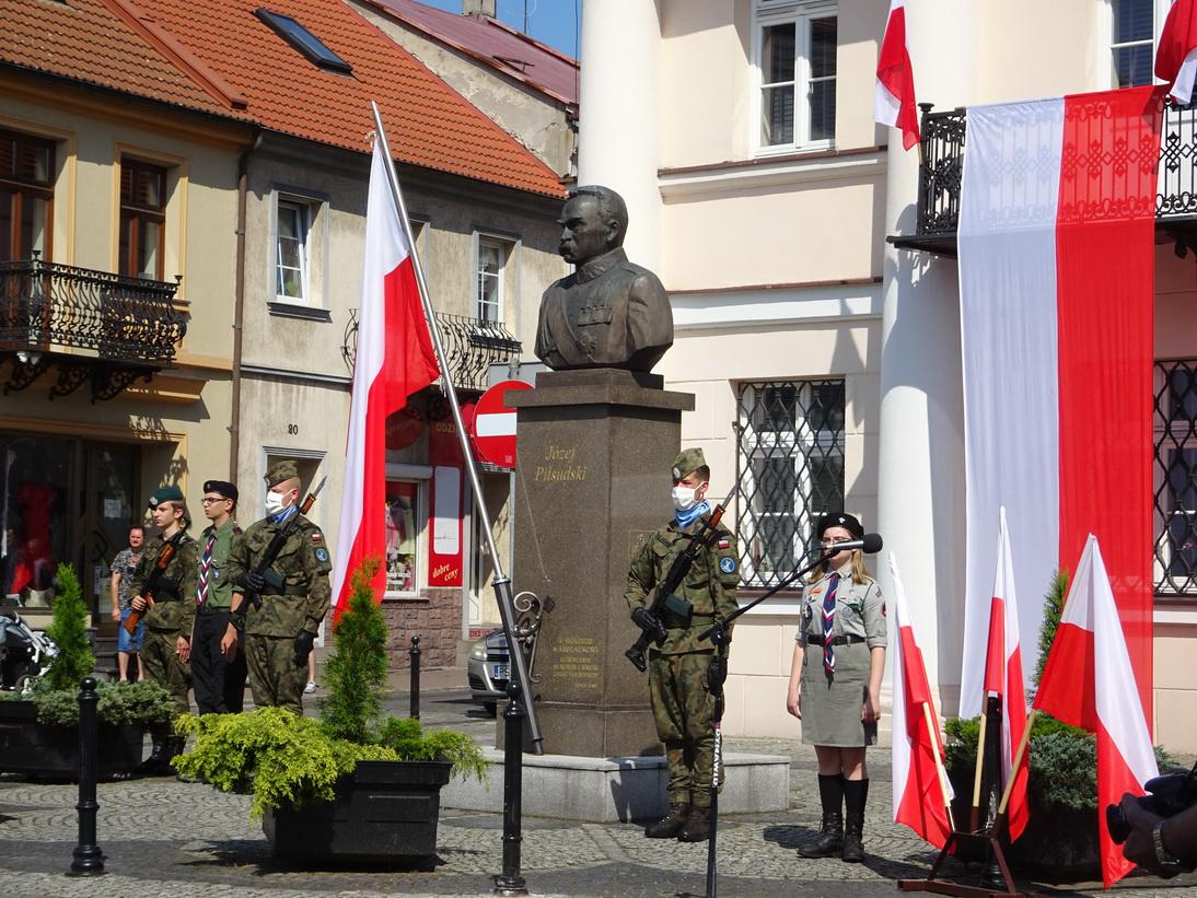 """Uroczystość Wniebowzięcia NMP oraz setna Rocznica """"cudu nad Wisłą"""" (1920)"""