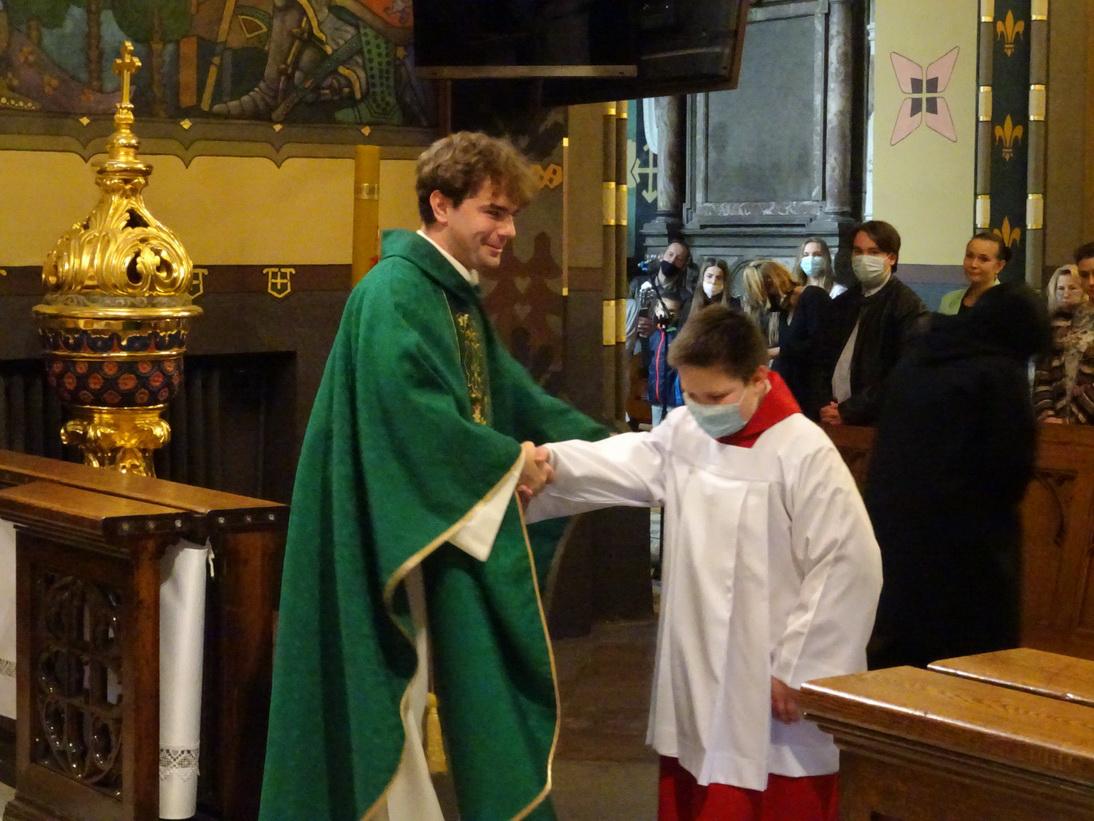 Z życia parafii