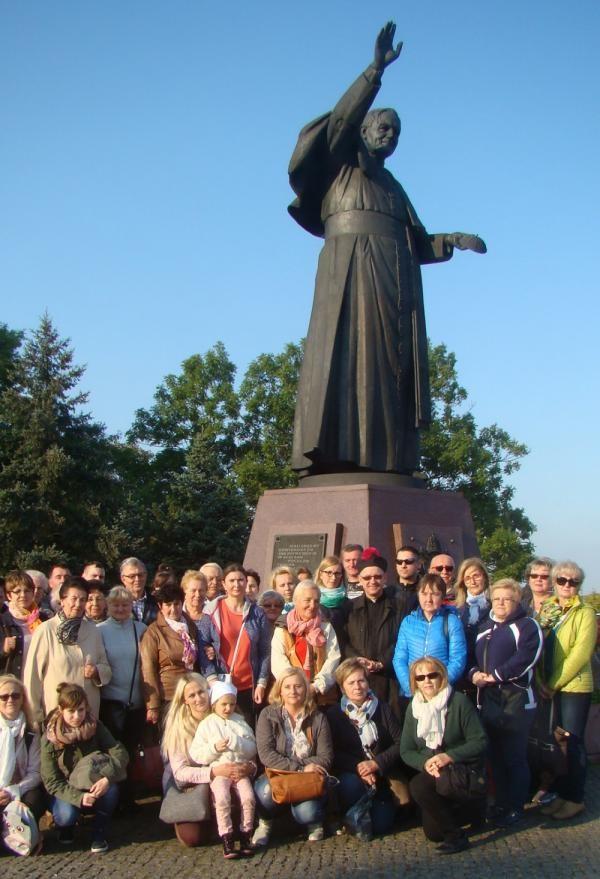 Jasna Góra - doroczna pielgrzymka parafialna