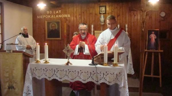 Pielgrzymka parafialna
