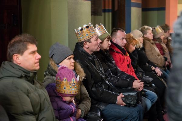 V Koniński Orszak Trzech Króli
