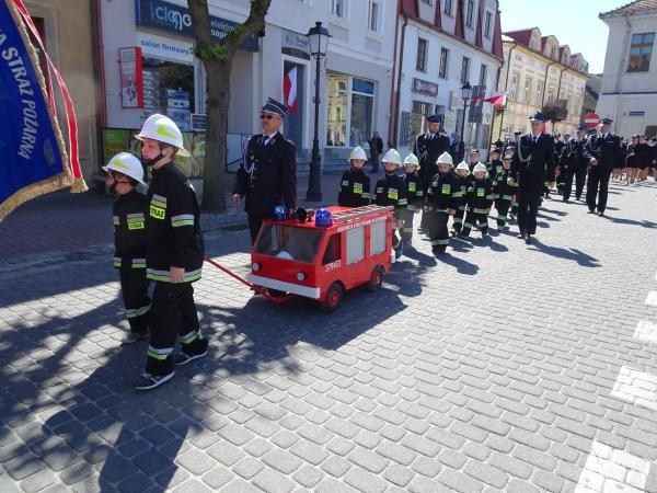 Msza Święta w intencji strażaków